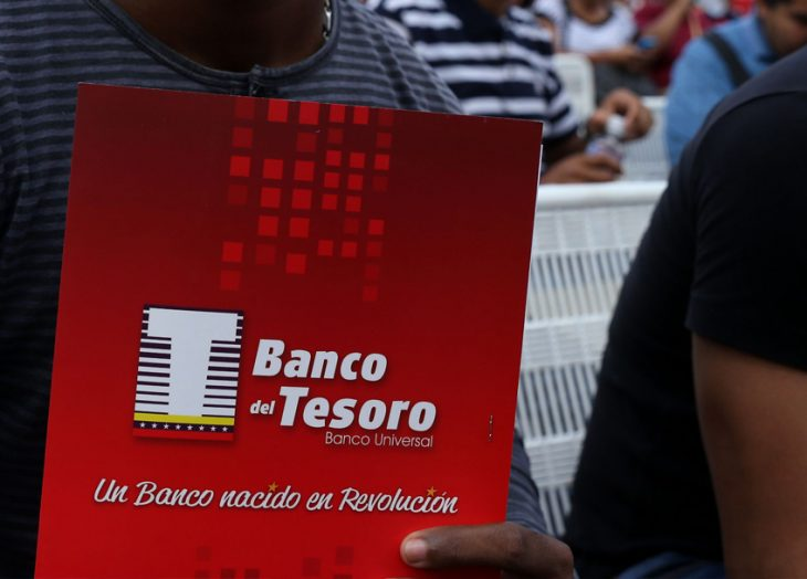 Banco del Tesoro aumentó en 19.600% la cartera neta crediticia interanual