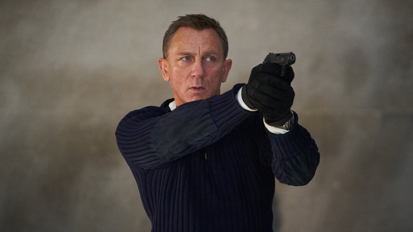 "Retrasan estreno de ""No Time to Die"" de James Bond"