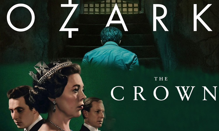 """The Crown"" y ""Ozark"" lideran las nominaciones en los Critics Choice Awards 2021"