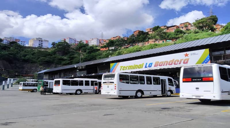 Reactivan transporte interurbano en Venezuela